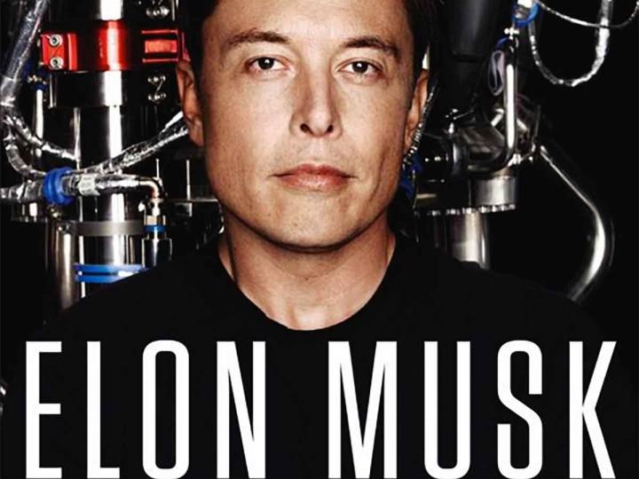 Read about Elon Musk